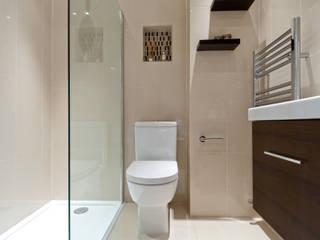 Modern Shower room Moderne Badezimmer von A1 Lofts and Extensions Modern