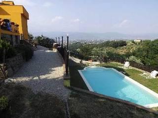 Appartamento in VENDITA a Serravalle Pistoiese: Giardino in stile  di Immobiliare MG