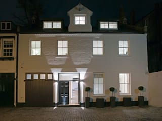 Mews House, Pont Street Mews, Knightsbridge, London by RBD Architecture & Interiors Сучасний
