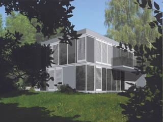 Modern Houses by OAP Architektur und Projekte Modern