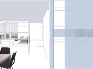 Modern Dining Room by OAP Architektur und Projekte Modern