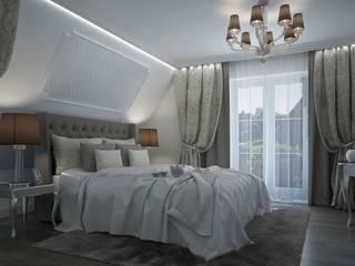 Schlafzimmer:  Schlafzimmer von formforhome Architecture & Design