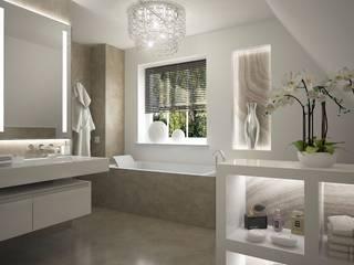 Badezimmer:  Badezimmer von formforhome Architecture & Design