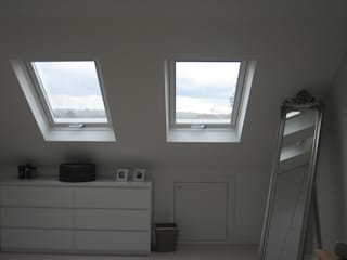 Dressed Hip to Gable Loft Conversion A1 Lofts and Extensions Puertas y ventanasVentanas