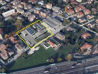 NUOVO CENTRO DI FORMAZIONE PROFESSIONALE E LICEO ENOGASTRONOMICO A NOVENTA PADOVANA (PD) di Studio Rossettini