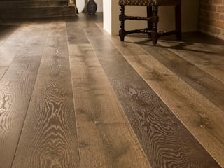 FSC Handfinished engineered Oak planks par Woodenfloors.uk.com Rural