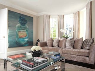 St. Johns Wood de urban living interiors limited
