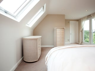 Wimbledon Loft Conversion A1 Lofts and Extensions BedroomWardrobes & closets