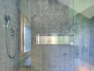 Bad aus Beton Minimalistische Badezimmer von kleboth lindinger dollnig Minimalistisch