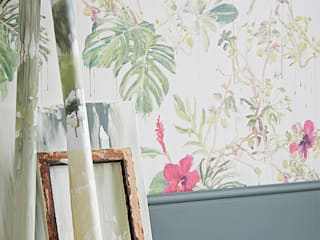 Seasons Wallpaper Collection: tropical  by Sian Zeng, Tropical