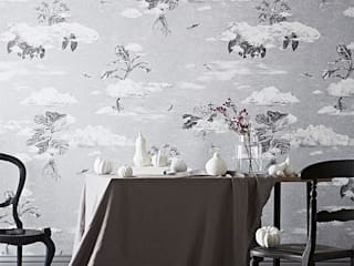 Autumn Cloud Forest: eclectic  by Sian Zeng, Eclectic