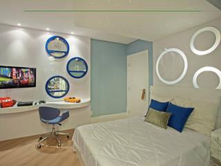 Modern Kid's Room by Designer de Interiores e Paisagista Iara Kílaris Modern