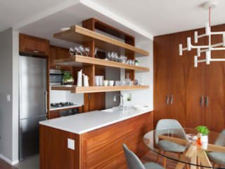 Midtown West Modern style kitchen by General Assembly Modern