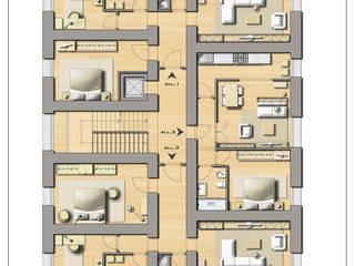 Ristrutturazione per alloggi turistici – Corfino di arch. silviabertoncini