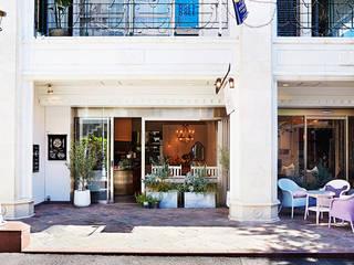 FACADE/1: BaNANA OFFICE INC.が手掛けたレストランです。