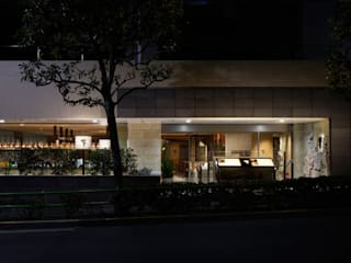 FACDE/1: BaNANA OFFICE INC.が手掛けたレストランです。