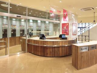 LEMSON'S by BEAMS: BaNANA OFFICE INC.が手掛けたオフィススペース&店です。