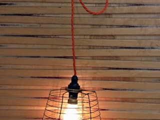 Up-cycled Pendant Light Rural Retro HouseholdAccessories & decoration