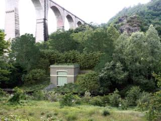 Centrale idroelettrica – Camporgiano di arch. silviabertoncini