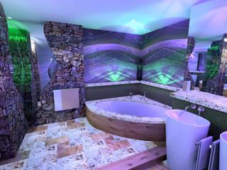 Baños de estilo  de Art of Bath