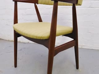 Mid-century Danish teak desk chair by Farstrup :   by Archive Furniture