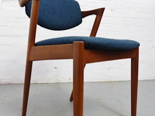 Danish teak desk chair by Kai Kristiansen :   by Archive Furniture