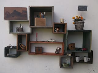 van Holzlust-Galerie im Oderbruch- Rustiek & Brocante