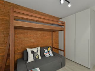 Modern style bedroom by Johnny Thomsen Arquitetura e Design Modern