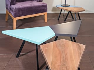 Sandrine RIVIERE Photographie Living roomSide tables & trays