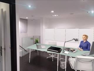 Renovation et décoration d'un nouvel espace de vente Espaces commerciaux originaux par Inside Home Concept Éclectique
