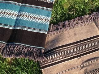 handgeweven wollen kleden uit Portugal. Alvito en Alcacer:   door Burra Burra