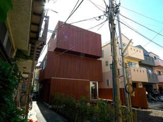 H-House 仲摩邦彦建築設計事務所 / Nakama Kunihiko Architects Будинки