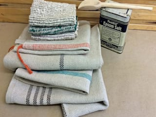 Hand Woven Towels Rural Retro HouseholdAccessories & decoration