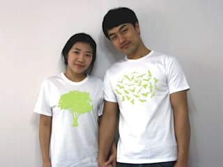 포옹유도 티셔츠: 앤드의 현대 ,모던