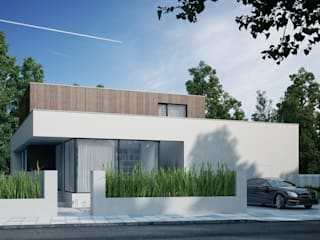 Modern houses by 81.waw.pl Modern