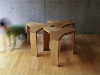 YATA Stool: hirakoso DESIGNが手掛けたです。
