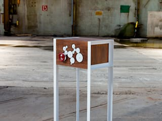 industri  oleh Joyce Flendrie | Interieur & Design, Industrial