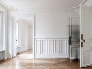 Appartement Marceau Paris: Salon de style  par NMA architecture