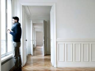 Appartement Marceau Paris: Chambre de style  par NMA architecture