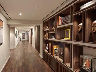 Bibliothek - Interiordesign Hotel Berlin:  Hotels von Fine Rooms Design Konzepte GmbH