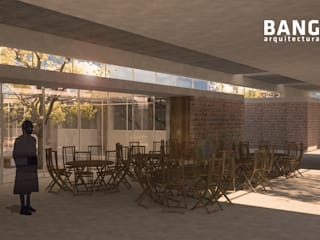 by BANG arquitectura