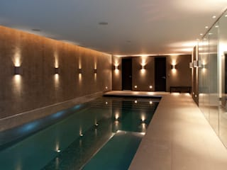 Pool Area Polidori Barbera Design Moderne zwembaden