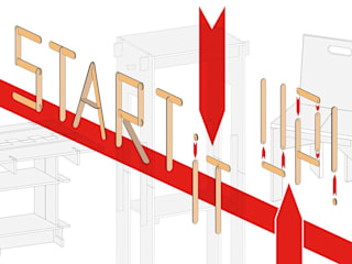Start It Up!:   door studio Che Eyzenbach