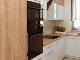 Kitchen by Studio projektowe SUZUME