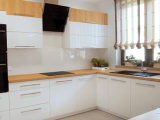 Cocinas de estilo moderno de Studio projektowe SUZUME Moderno