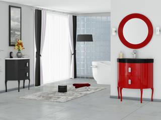 Mueble de baño modelo Sena:  de estilo  de Baños Online