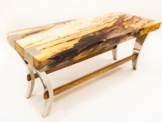 'Japan' console table:   by Neil Scott Furniture Limited