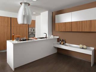 Cocina Lupo Cocinas de estilo moderno de Lebana Moderno