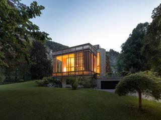 """""""Villa am See"""" – Alexander Diem Ausgefallener Garten von Architekt Alexander Diem Ausgefallen"""