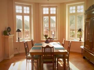 Villa Elbvororte Hamburg Klassische Esszimmer von Feng Shui Energie im Fluss Klassisch